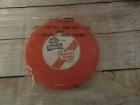 Vintage Pringles Duncan Hines Frisbee Red Flying Saucer Throwing Disc NOS