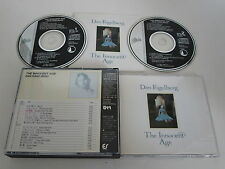 DAN FOGELBERG/THE INNOCENT AGE(EPIC-SONY 50.8P-48~9) 2XCD JAPAN ALBUM