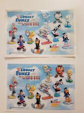 BPZ farbfehler. Looney Tunes Kinder Joy.