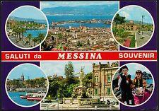 AA2684 Messina - Città - Souvenir - Saluti - Vedute