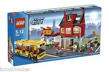 Lego 7641 Tráfico Y Vida En LEGO City