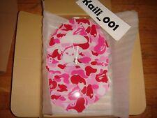 A Bathing Ape Bape ABC Camo Pink Clock  B