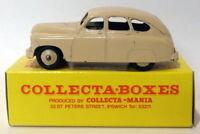 Vintage Dinky 40E - Standard Vanguard - Cream