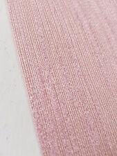 Wallpaper Silk Pink Pearl Textile Doshi Range Linen Wallcovering Luxurious 5504