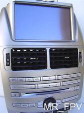FG ford G6E MK11 MK2  XR6 XR8 XT CD radio ICC  fits FPV F6 GT fits mk1 2008-2011