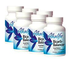 Bicarb-Balance 6 Pack- Alkaline Booster in Tablet Form Alkalife