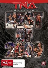 TNA Wrestling Best of 2009 (DVD) Team 3D AJ Kurt Angle & more NEW/SEALED