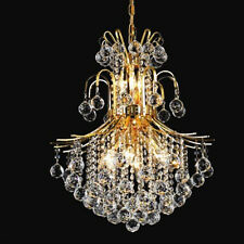 New! Crystal Chandelier Toureg Gold 11 Light 22X26