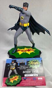 Diamond Select 1966 Batman Resin Limited Edition Statue 0877/1966