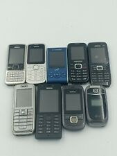 9 Nokia/LG/Sony Ericsson/Swiss plus one - Mixed mobiles -AS IS- For Repair ONLY