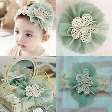 Lace Flower Girl Toddler Headband Hair Band Headwear Head band For Kids Baby