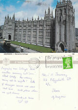1991 MARISCHAL COLLEGE ABERDEEN ABERDEENSHIRE SCOTLAND COLOUR POSTCARD