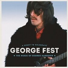 GEORGE FEST A Night To Celebrate The Music Of GEORGE Harrison 3-LP vinyl NEW