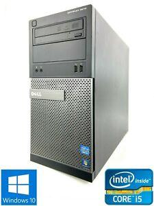 Dell Optiplex 3010 MT - 500GB HDD, Intel Core i5-3470, 8GB RAM - Win 10 Pro