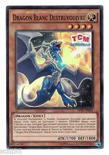 """Yu-Gi-Oh - """"Dragon Blanc Destruvouivre"""" AP06-FR005 - Super rare"""