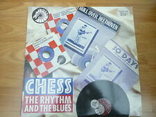 VARIOUS Chess: The rhythm and the blues Chess SAM 500