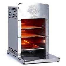 BRAST Oberhitzegrill 800°C Hochleistungsgrill Gas Grill Infrarot Edelstahl Steak