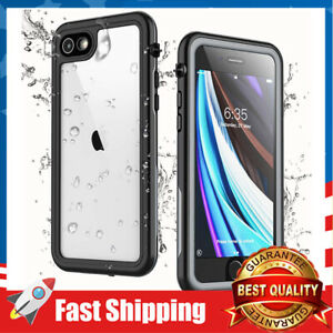 Waterproof Case Screen Protector Full Body Shockproof for iPhone SE/7/8 4.7 inch