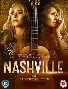 Nashville: The Complete Collection (DVD) Connie Britton, Hayden Panettiere