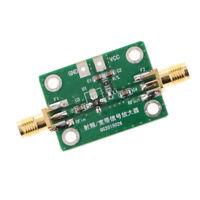 NEW 0.1-2000MHz RF Wideband Amplifier Gain 30dB Low-noise Amplifier LNA