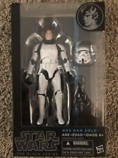 Star Wars: The Black Series: Han Solo #09 (Storm Trooper Disguise)