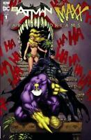 Batman & The Maxx Arkham Dreams #1 Metcalf Nivangune Variant Cover Comics Elite