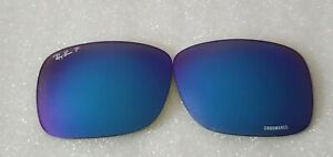 Ray-Ban RB4264CH Polarized BLUE Mirror Chromance Replacement lenses 58mm