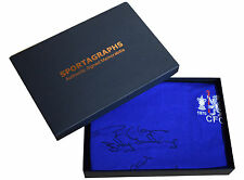 Chelsea 1970 FA Cup SIGNED Shirt x5 Autograph Football Gift Box New AFTAL & COA
