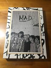 GOT7 4th Mini Album Mad If You Do CD Horizontal Ver. Officia K-POP[No Photocard]