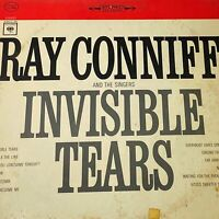 Ray Conniff ‎– Invisible Tears: Columbia 1964 Vinyl LP Stereo (Jazz)