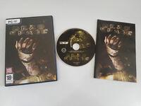 DEAD SPACE - JUEGO PC ESPAÑOL DVD-ROM EN ESPAÑOL EA