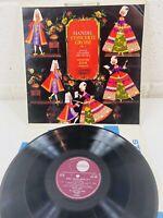 Handel Concerti Grossi Mainz Chamber Orchestra Vinyl Record