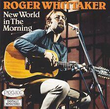 Roger Whittaker - New World in the Morning - UK Import CD Album - Pickwick 1989
