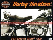 HARLEY DAVIDSON FLH 1200 Electra Glide ; Décorations Customs ; Jack PINE MOTO HD