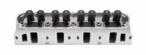 EDELBROCK SBF E-Street Cylinder Heads - 60cc 2.02/1.60 P/N - 5025