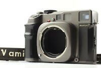 【Near MINT- w/ Strap】 Mamiya 7 Medium Format Rangefinder Camera from JAPAN T214