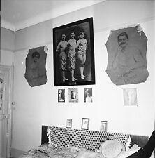 RIS ORANGIS c.1955 -Fondation Dranem Trapézistes - Négatif 6 x 6 - N6 IDF28