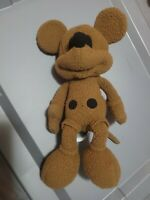 """Disney x AE Mickey Mouse Brown 12"""" Plush Special Edition American Eagle Stuffed"""