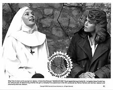 Lot of 3, Jane Fonda, Meg Tilly, Anne Bancroft stills Agnes Of God (1985)Jewison