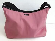 KATE SPADE New York Pink Baby's Diaper Bag Crossbody with Changing Pad