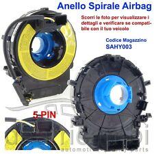 Molla Spirale Anello Contatto Airbag per HYUNDAI i20 PB,PBT,GB,IB 08-15  SAHY003