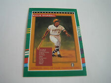 1991 DONRUSS BASEBALL WILLIE STARGELL CARD #702***PITTSBURGH PIRATES***