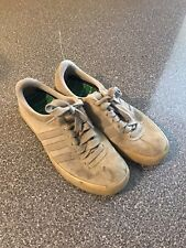 MENS ADIDAS SATEBOARDING SKATE SHOE TAN G23661 SZ. 8.5