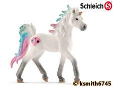 Schleich SEA UNICORN FOAL horse animal solid plastic toy fantasy pet NEW 💥