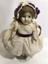 Japanese All Bisque 4� Doll