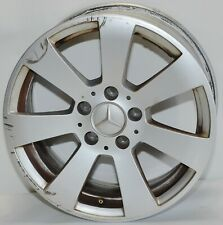 1 X Mercedes-Benz W204 Alliage 7Jx16 ET43 5x112 A2044011102 Original
