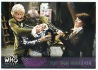 2016 Topps Doctor Who Timeless Trading Card #17 The Time Warrior