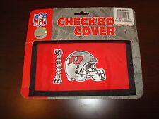 TAMPA BAY BUCCANEERS BUCS   CHECK BOOK COVER - COYOTES RARE  CHECKBOOK COVER