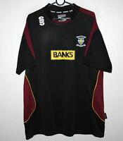 Durham County Cricket Club shirt jersey Size L
