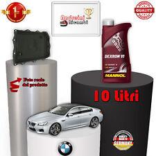 TAGLIANDO  CAMBIO AUTOMATICO E OLIO BMW F06 GC M6 412KW DAL 2013 -> /1098